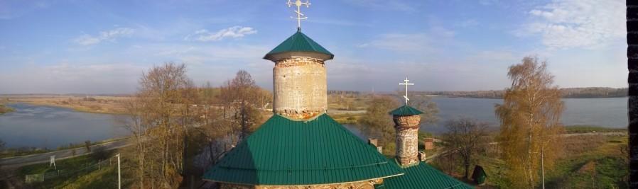 Храм Преображения Господня, село Сивково, можайского района МО