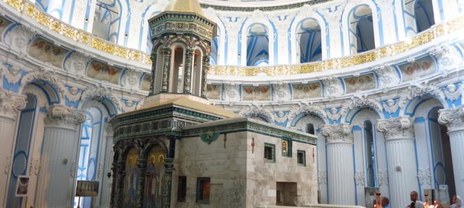 Паломничество в Новый Иерусалим