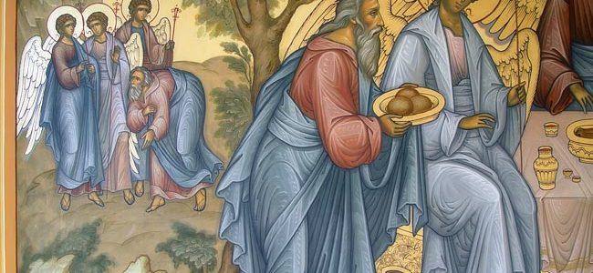 Сивково детям: призвание Авраама.